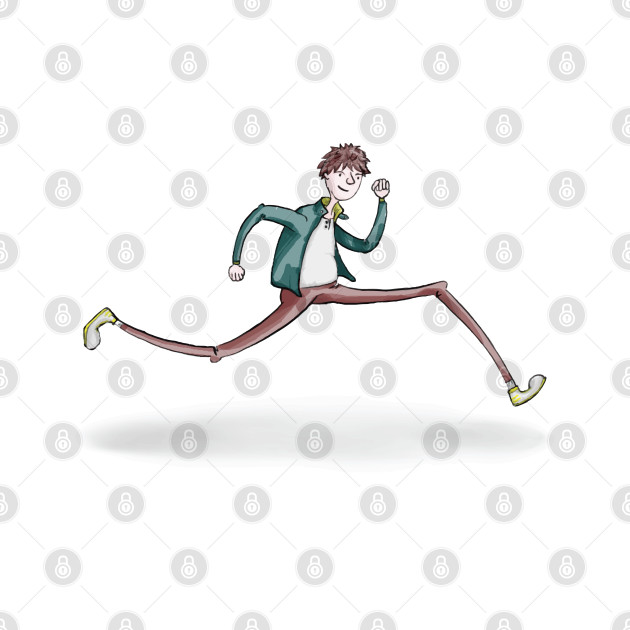 Character No.2 Running
