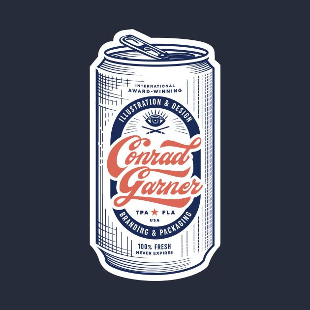Conrad Garner Can