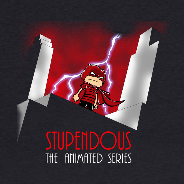 Stupendous The Animated Series