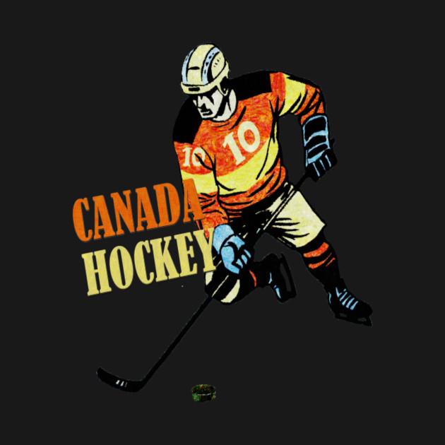 canada hockey carolyn sandstrom threadless men s premium t - Canada ... d7c380d56