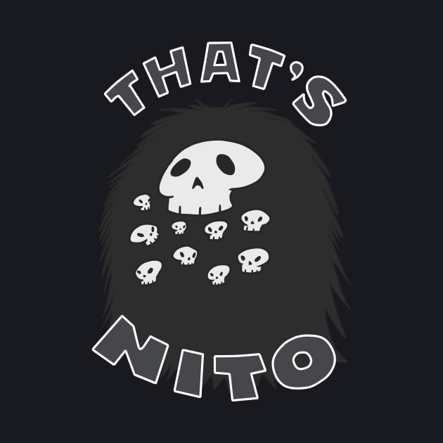 That's Nito (colored text!)