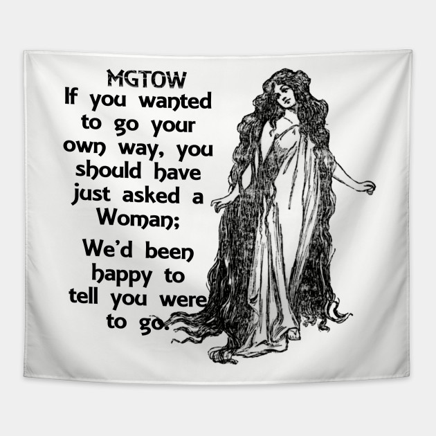 MGTOW - For Women Only Apparel and Gifts