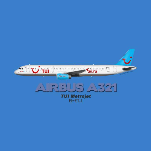 Airbus A321 - TUI Metrojet