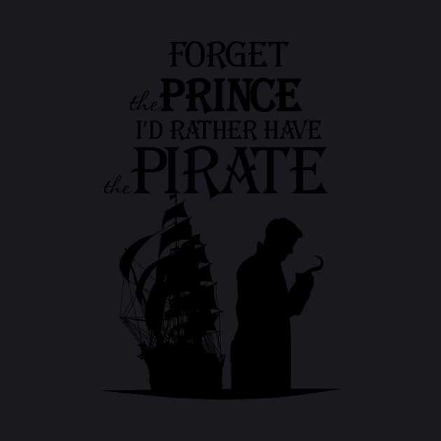OUAT T-Shirt. I'd rather have the pirate!