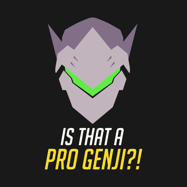 is that a pro genji???