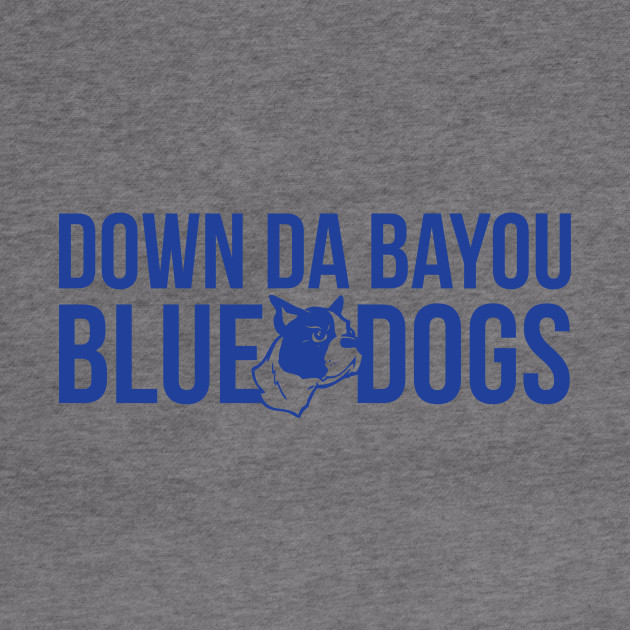 Down Da Bayou Blue Dogs
