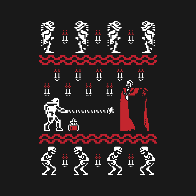 Christmasvania - Ugly Sweater, Christmas Sweater & Holiday Sweater