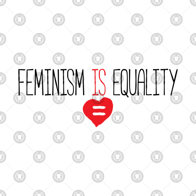 Feminism Is Equality T-Shirt