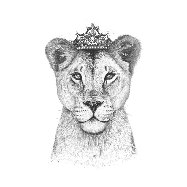 The Queen - Lion - Tap...