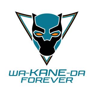 Wa-Kane-Da Forever t-shirts