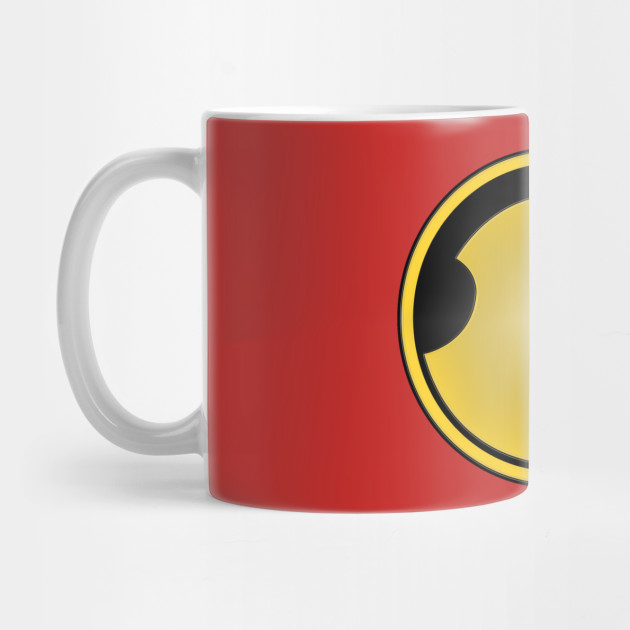 Red Robin Symbol Tv Mug Teepublic