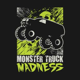 aff4ab7fe6dfd Monster Trucks T-Shirts