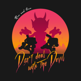 Don't deal with the Devil t-shirts