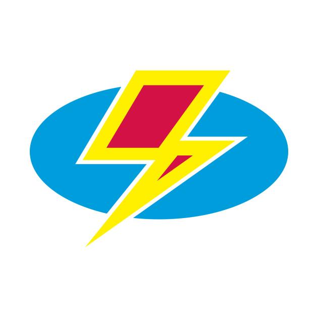 Superhero Lightning Bolt Symbol Superheroes T Shirt Teepublic