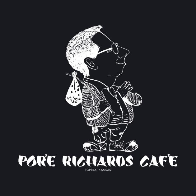 Pore Richards White Logo