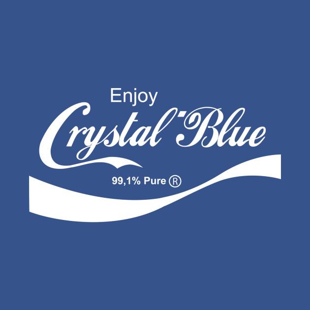 Crystal Blue T-Shirt