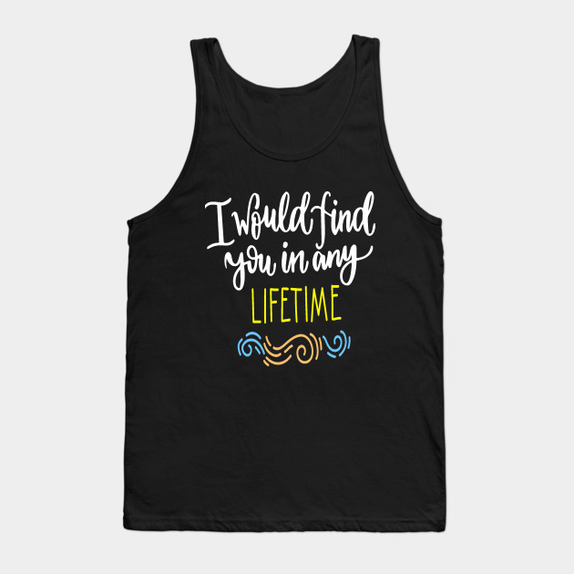 VALENTINE'S DAY TEE Tank Top