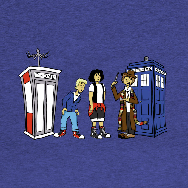 Bill & Ted & Who