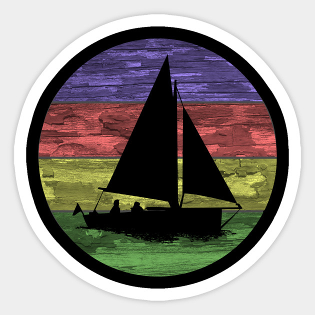 Cool Sailing Boat, Boat Owner Gift Idea