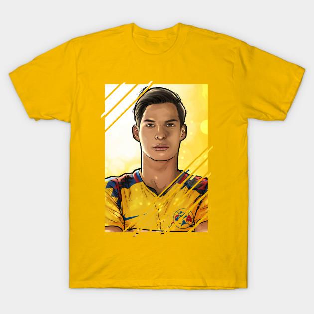 22d85a407 Diego Lainez America - Football - T-Shirt