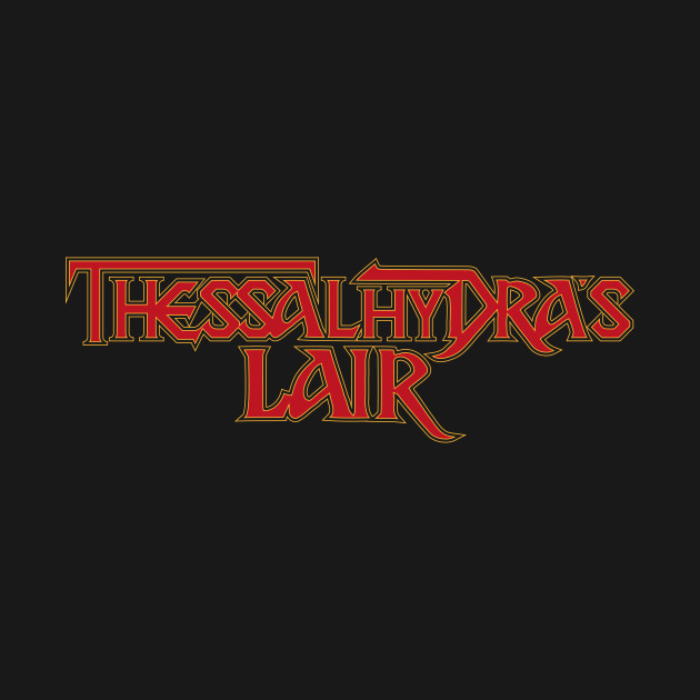 Thessalhydra's Lair - Thessalhydra Stranger Things