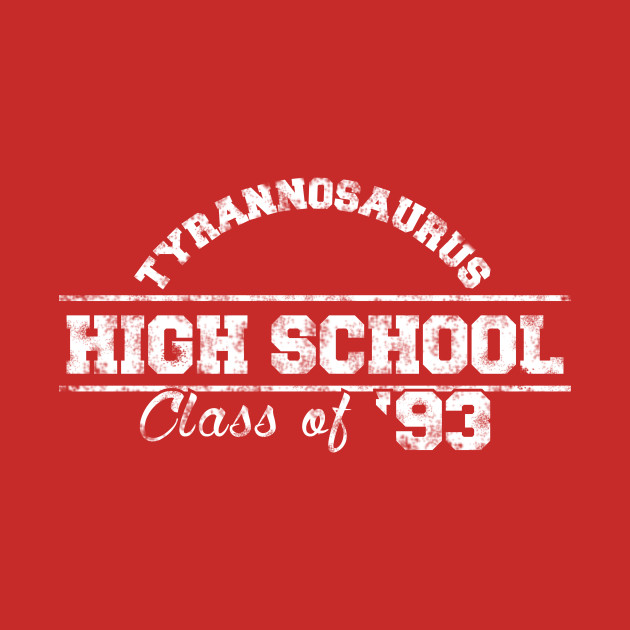 Class of '93 (Vintage Red)