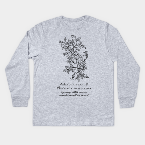 195a68bead Romeo And Juliet Kids Long Sleeve T-Shirts | TeePublic