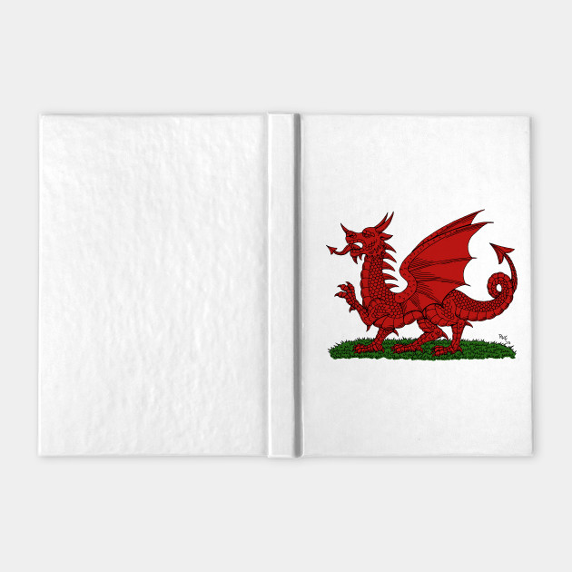 Red Dragon of Wales
