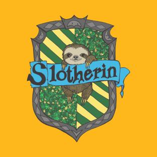 Slotherin t-shirts