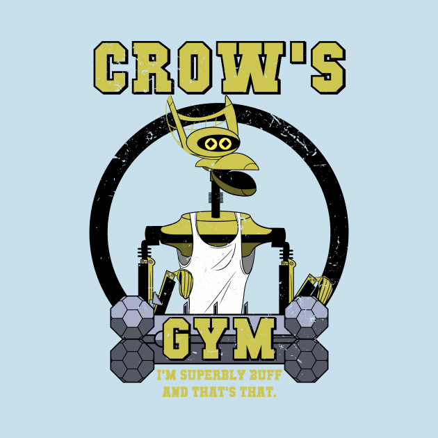 The Gym Of Love (Crow)