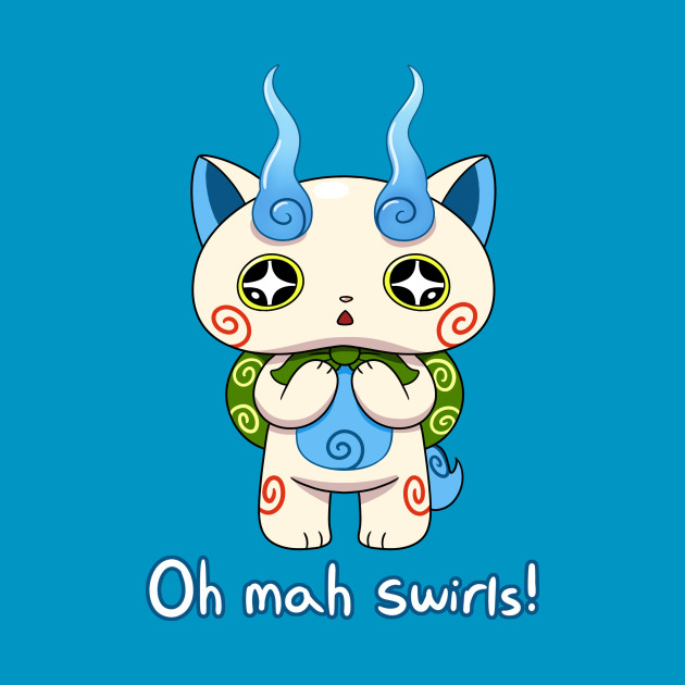Yo-kai Watch Komasan
