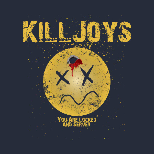 Killjoys 'Trigger Happy'