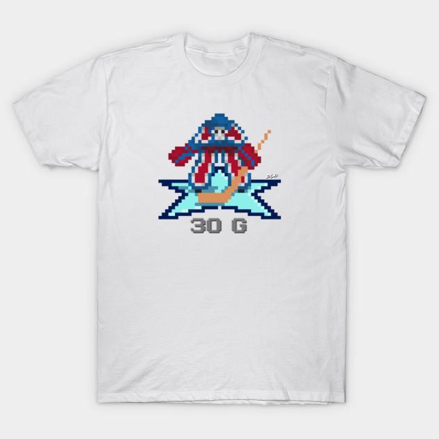 NHL 94 Shirt - NYR  30 - Hockey - T-Shirt  da15bc696