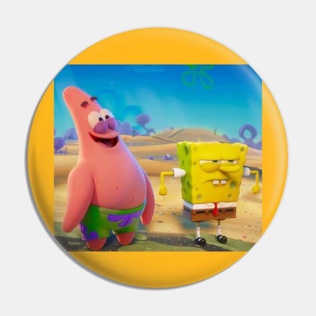 sponge bob and patrick best friends