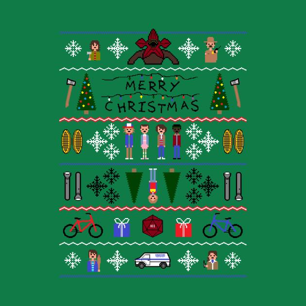A Stranger Christmas