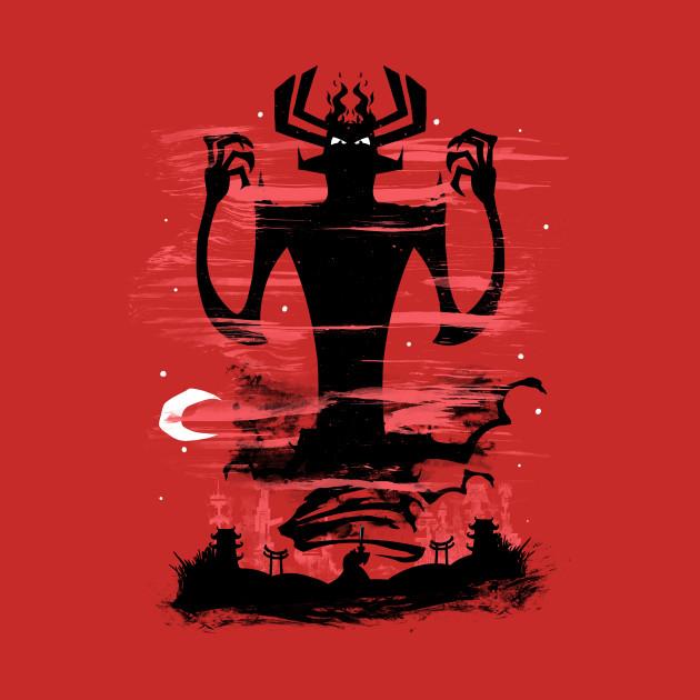 Samurai In The Night