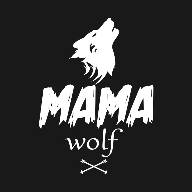 5033d45e5 ... Baby Wolf Mama Wolf Shirt Papa Wolf Forest Wolf Pack Family of Wolves  Mothers Day