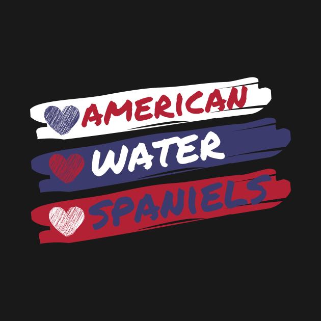 American Water Spaniels Design