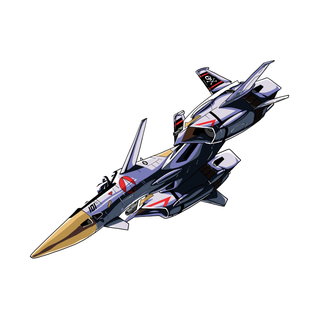 VF-4 Lightning III (no background)