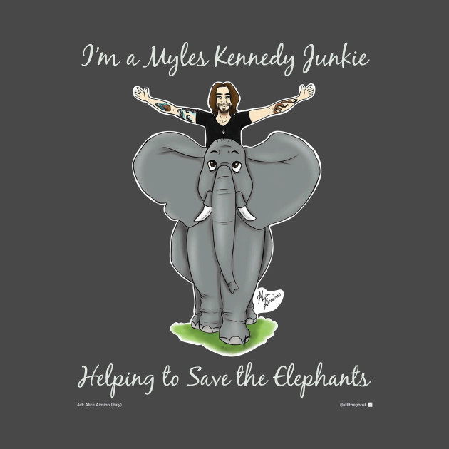 Save the Elephants (MKJ for IFAW '18)