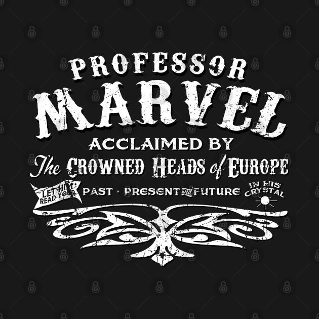 Professor Marvel Ad