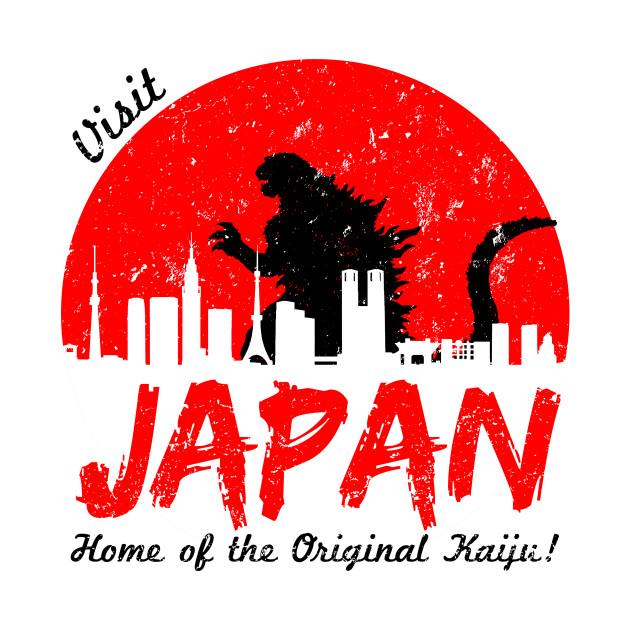 Visit Japan T-Shirt
