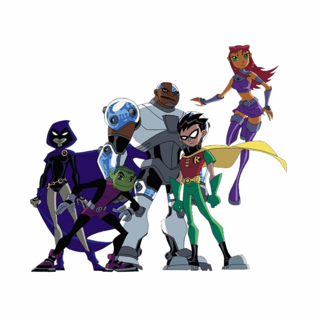 Teen Titans - Cartoon Network