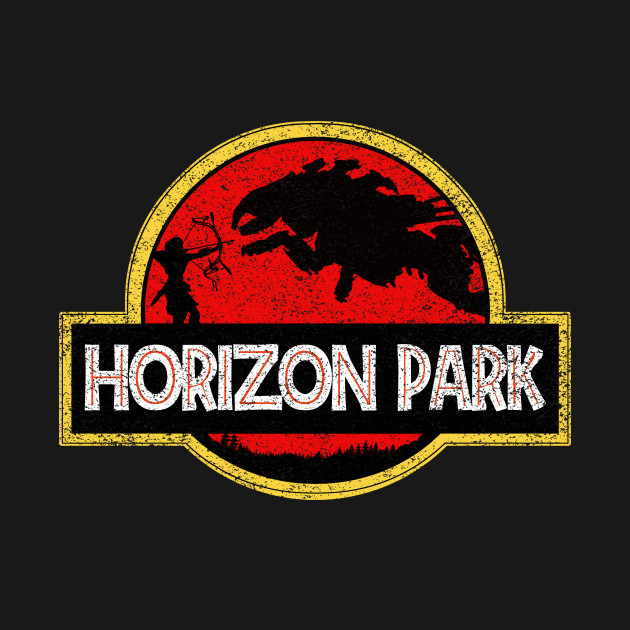 Horizon Zero Dawn - Jurassic Park (Stressed)