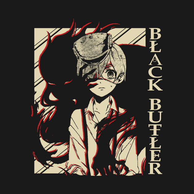 Black butler Sebastian|Ciel