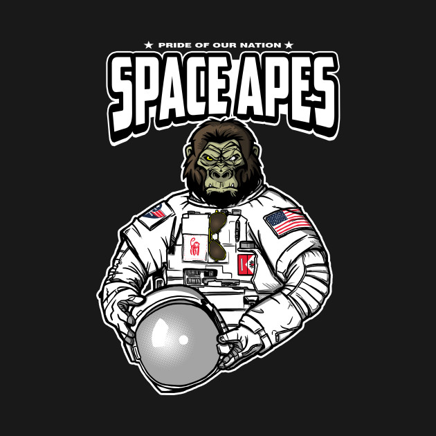 Space Apes T-Shirt