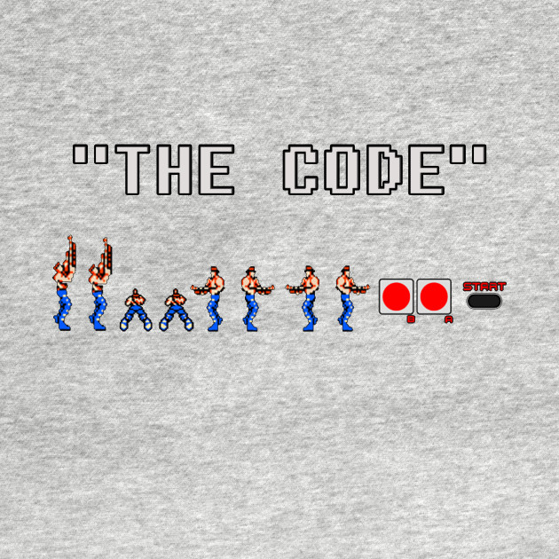 """The Code"""