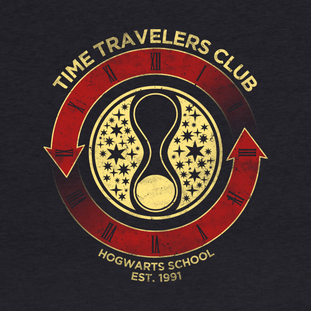 Time Travelers Club (Potter)