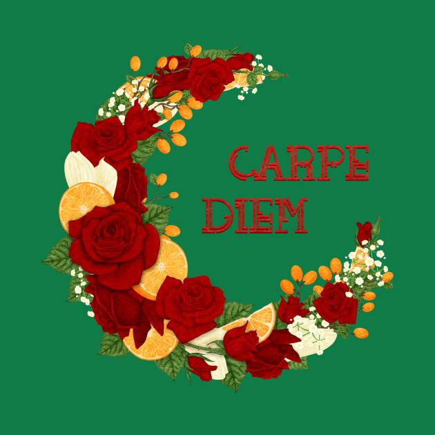 Full Bloom | Red Carpe Diem