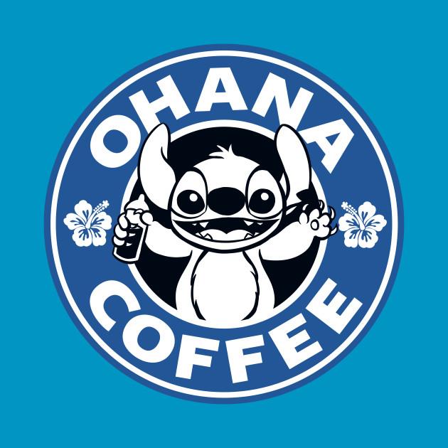 Ohana Coffee - Blue Version